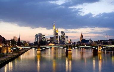 Citytrip in Frankfurt am Main
