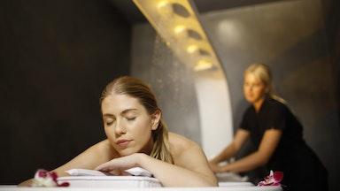 asiatisches Hamam & Teilkörper-Massage: Bild 2
