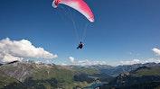 Gleitschirmfliegen in Davos Klosters: Bild 22