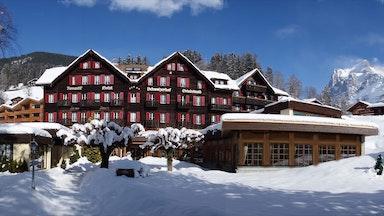 Romantik Hotel Schweizerhof***** in Grindelwald: Bild 14