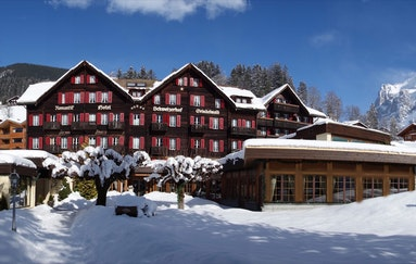 Silvester im Romantik Hotel Schweizerhof