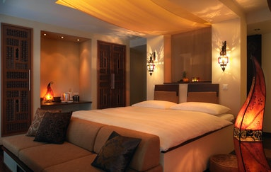 Oriental Boutique Room mit Whirlpool
