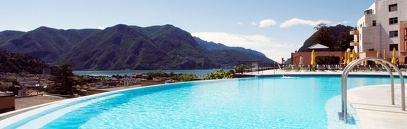 Wellnesshotel in Lugano