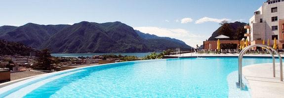 Wellnesshotel in Lugano