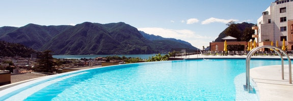 Wellnesshôtel à Lugano