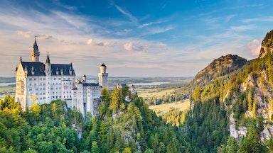 Schloss Neuschwanstein: Bild 4