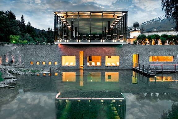Waldhaus Spa im Waldhaus Flims Wellness Resort
