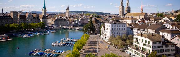 Ausflugsziele in Zürich