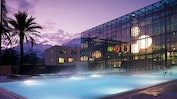 Diverse Pools in der Therme Meran: Bild 2