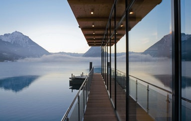 Wellness am Achensee