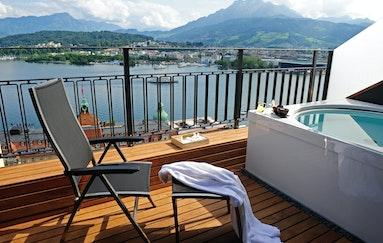Testpaar für romantisches Wochenende im Art Deco Hotel Montana in Luzern gesucht