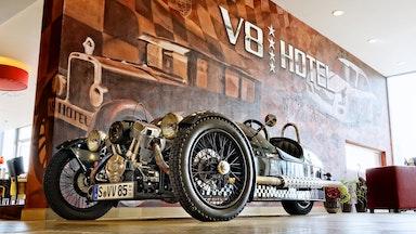 Das V8-HOTEL wird Sie überraschen!: Bild 10