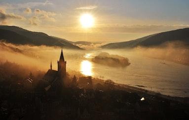 Romantischer Urlaub im Rheingau