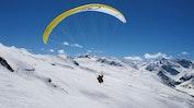 Gleitschirmfliegen in Davos Klosters: Bild 18