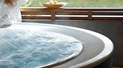 Wellnesshotel Vorarlberg: Badehaus Hotel Post: Bild 8
