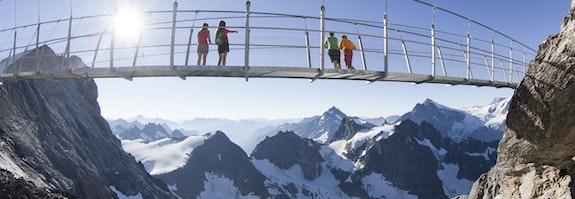 Mitten in den Alpen