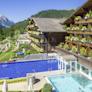 Wellness im Herzen der Schweizer Alpen