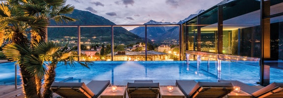 Wellness Oase in Meran