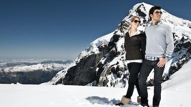 Jungfraujoch mit Sphinx: Bild 25