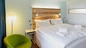 Doppelzimmer Classic mit Balkon - 22m²: Bild 7