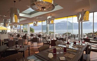 Hôtel avec vue lac à Montreux