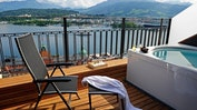 Penthouse Spa Junior Suite mit Whirlpool: Bild 7
