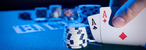 Casino Abend in Baden