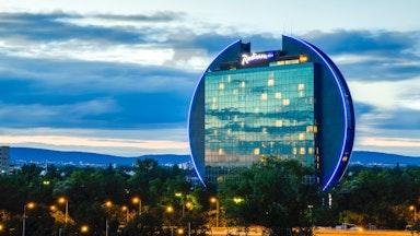 Radisson Blu Hotel Frankfurt: Bild 8