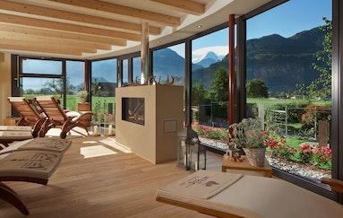 Romantik in Interlaken