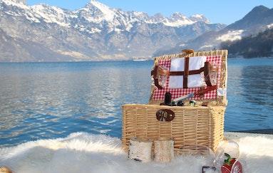 Picknick am Walensee