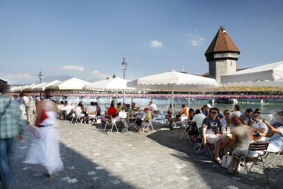 Luzern Tourismus / Elge Kenneweg