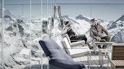 Gipfeltreffen  im ice Q in Sölden: Bild 17