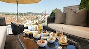 Sky Terrace im Sommer: Bild 6
