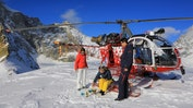 Helikopterflug inklusive Gletscherlandung: Bild 20