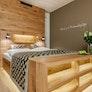 Doppelzimmer Auszeit Alpin - 33m²