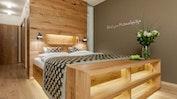 Doppelzimmer Auszeit Alpin - 33m²: Bild 1