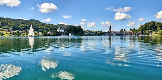Besuch im Salzburgerland