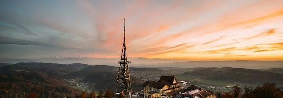 Tête à Tête sur les hauts de Zurich