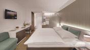 Doppelzimmer Design - 23 m²: Bild 8