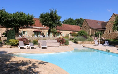 Charmantes Landhotel in der Dordogne