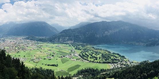 Ausflugsziele im Berner Oberland