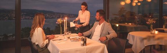 Wellness & Dinner am Zürichsee