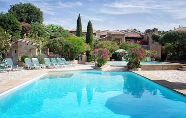 Charmantes Hotel in der Provence