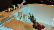 Bad zu zweit im Private Spa: Bild 9