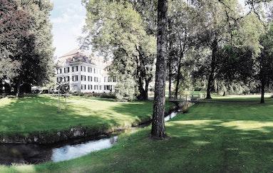 Romantik im Schloss Hünigen