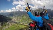 Gleitschirmfliegen in Davos Klosters: Bild 20