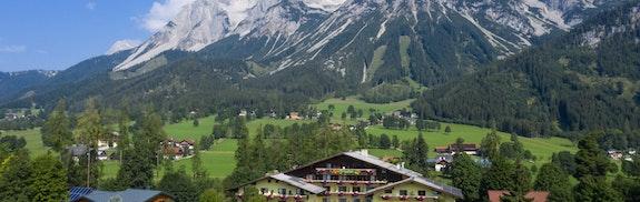 Urlaub im Wander- und Langlaufhotel