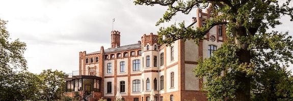 Schloss Gamehl bei Wismar