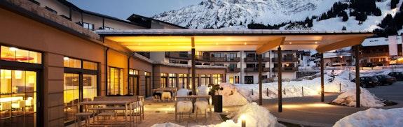 Panoramahotel Oberjoch
