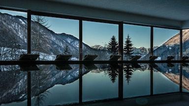 Schwimmbad & Saunalandschaft: Bild 17